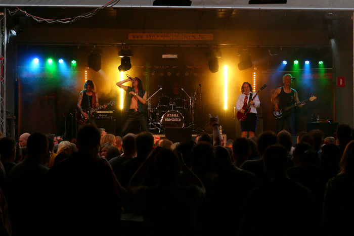 Bon Scotch, Rock Am Ringoven, Mariaheide, AC/DC tribute