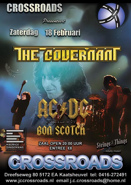 flyer, jc crossroads, kaatsheuvel, tributenight, bon scotch, ac dc tribute