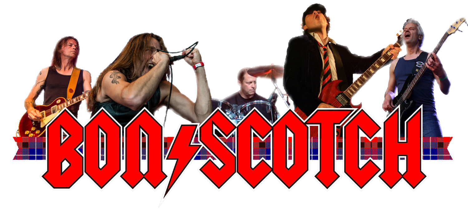 Bon Scotch – AC/DC tributeband