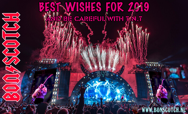 best wishes ,bon scotch, ac/dc tribute, acdc, ac dc coverband, feestdagen, 2019