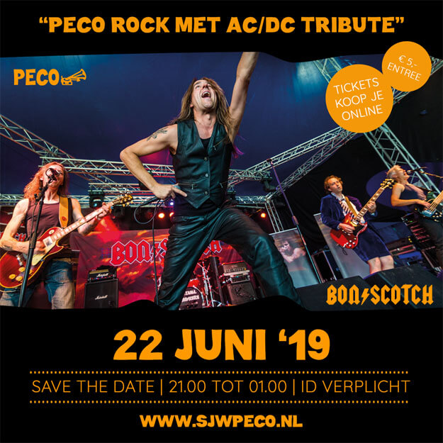 peco, rock, 2019, teuge, 22 juni, bon scotch, ac/dc tribute band, sjw peco