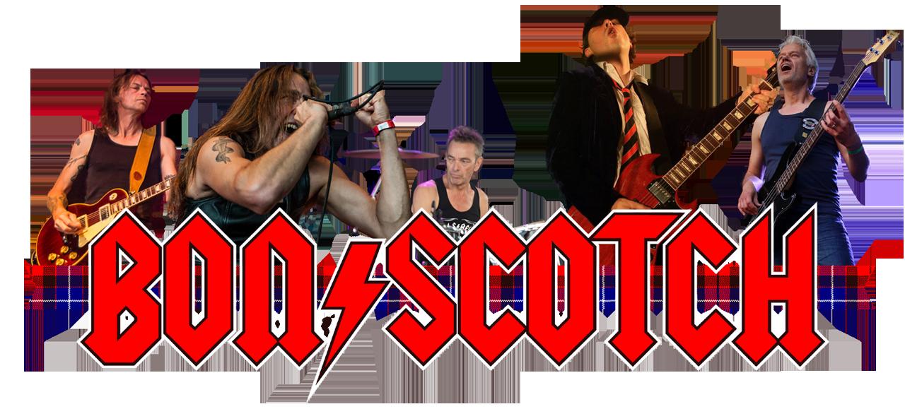 Bon Scotch – AC/DC tributeband