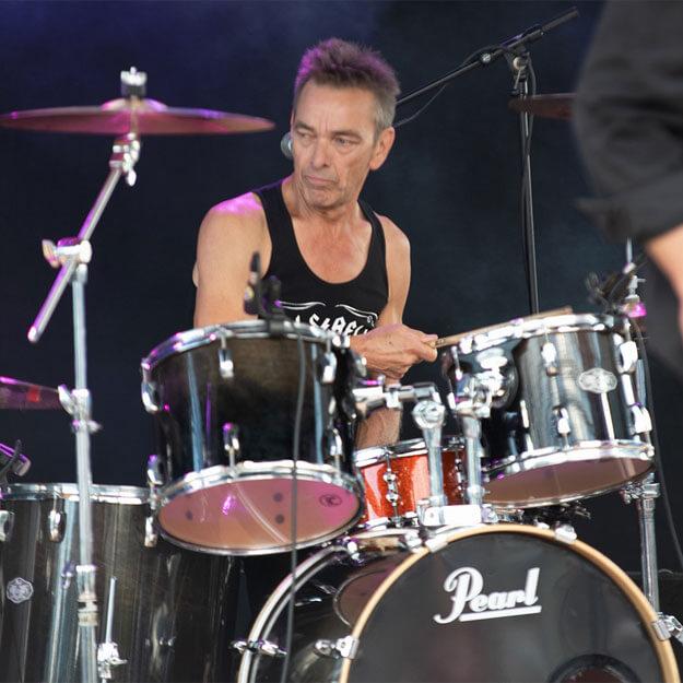 bon scotch, wim verrijt, nieuwe drummer