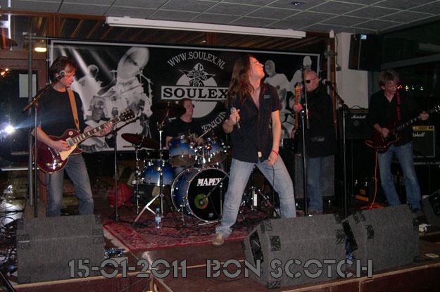 bon scotch, 15-01-2011, 10 jaar bon scotch, mario, geert, mari, gerard, robert, soulex budel